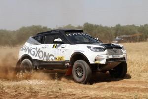 SsangYong Tivoli RR 4WD - Baja Aragón