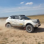 EL TIVOLI RALLY RAID 4WD REFUERZA SU LIDERATO EN EL CERTT TRAS UN NUEVO PODIO EN LA BAJA ARAGÓN